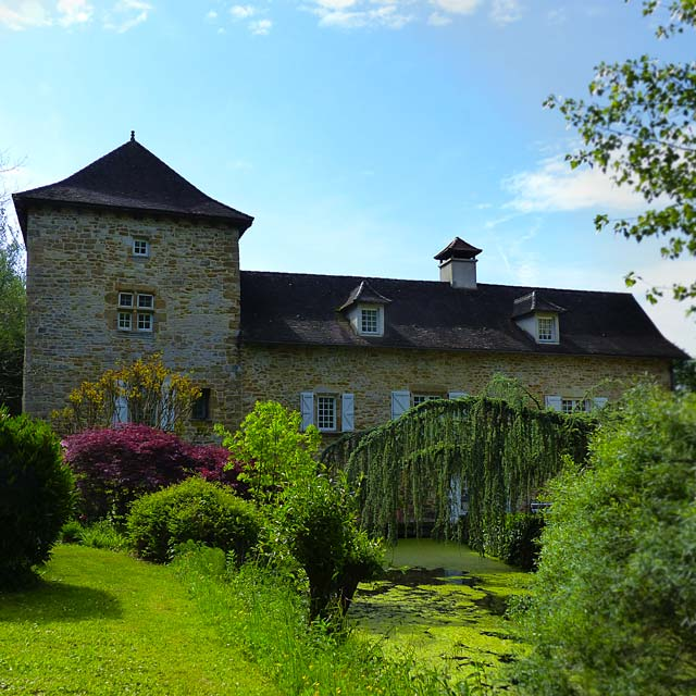 The Moulin du Boisset